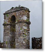The Castle Gate Metal Print