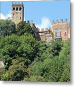 The Castle Of Camino Metal Print