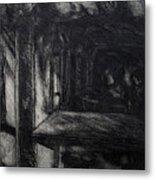 The Catacombs Metal Print