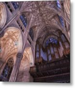 The Cathedral Of St. Patrick Metal Print