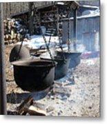 The Cauldrons Metal Print