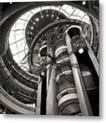 The Centrum Metal Print