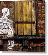 The Child's View Metal Print