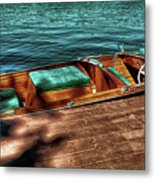 The Chris Craft Continental - 1958 Metal Print