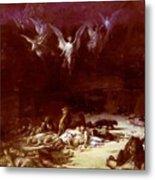 The Christian Martyrs Metal Print
