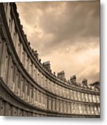 The Circus Bath England  Metal Print
