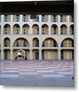 The Citadel In Charleston Iv Metal Print