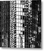 The City Within Metal Print