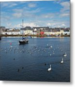 The Claddagh Galway Metal Print