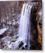 The Cold Morning Metal Print