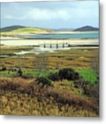 The Colors Of The Bay Metal Print