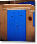 The Colors Of New Mexico Metal Print