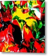 The Colors Of The Caribbeans Metal Print