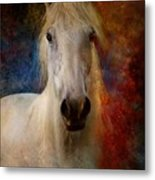 The Colours Of Love. Metal Print