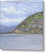 Heart of the Gorge Metal Print