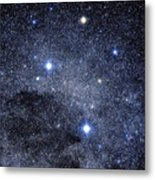 The Constellation Of The Southern Cross Metal Print