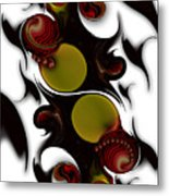 The Continuation Of Dreams Metal Print
