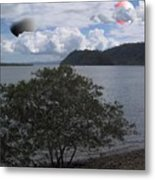 The Coolness Of Other Planets Metal Print