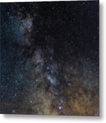 The Core Of The Milky Way Metal Print