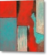 The Corners Of My Mind Metal Print