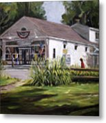 The Country Store Metal Print