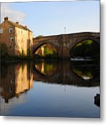 The County Bridge Metal Print