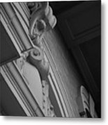 The Court 2 Metal Print