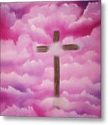 The Cross Of Redemption Metal Print