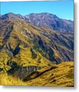 The Crown Range Metal Print