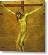 The Crucifixion 1311 Metal Print