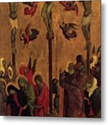 The Crucifixion Metal Print