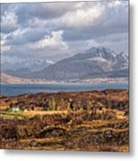 The Cuillin Metal Print