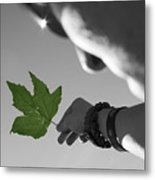 The Cycle Photo Two Metal Print