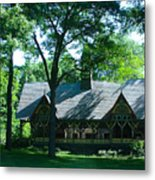 The Dairy Central Park Metal Print