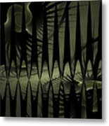 The Dark Forest Metal Print