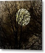The Darkness Metal Print