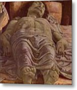The Dead Christ 1478 Metal Print