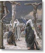 The Death Of Jesus Metal Print