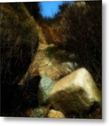The Delicacy Of A Summer Night Metal Print