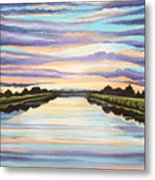 The Delta Experience Metal Print