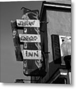 The Dew Drop Inn Metal Print