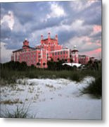 The Don Cesar Metal Print