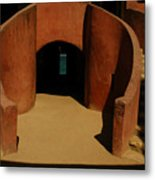 The Door Of No Return On Goree Island Metal Print