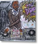 The Dope Show Metal Print