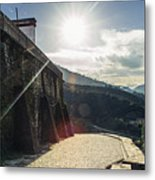 The Douro River Valley Metal Print