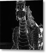 The Dragon Metal Print