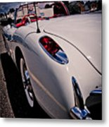 The Dream Ride Metal Print