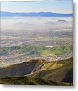 The Dreamy San Bernardino Metal Print