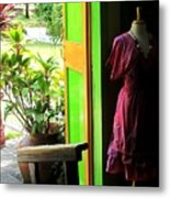 The Dress Store Metal Print
