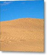 The Dunes Of Maspalomas Metal Print